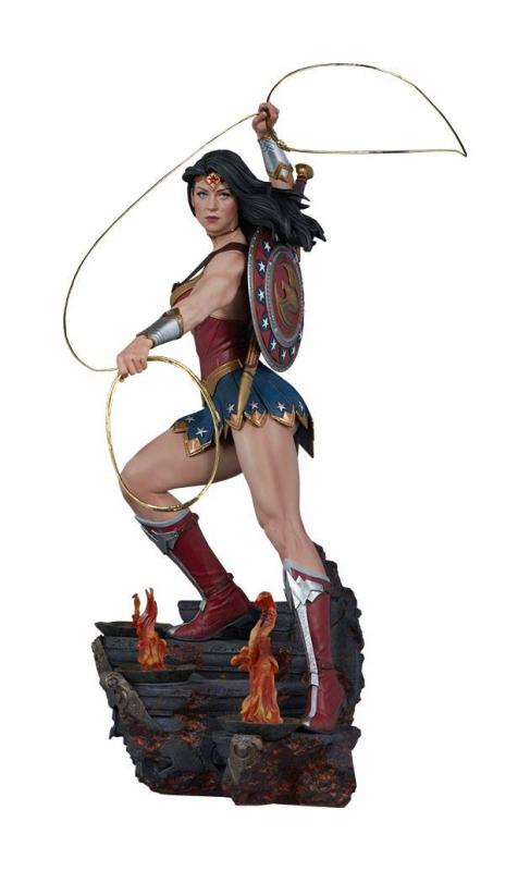 DC Comics Premium Format Figure Wonder Woman Sideshow Exclusive 56 cm
