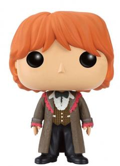 Harry Potter POP! Movies Vinyl Figure Ron Yule Ball 9cm
