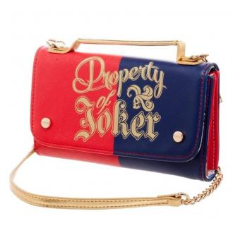 DC Comics 2 in 1 Crossbody / Clutch Harley Quinn