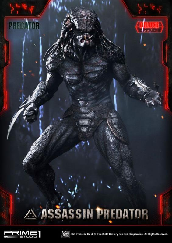 The Predator: Assassin Predator Deluxe Version - Statue 1/4 - Prime 1 Studio