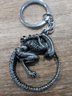 Key Ring - Allien