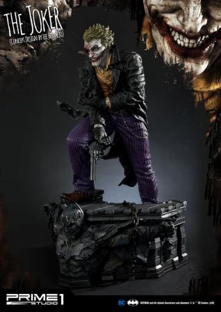 DC Comics: The Joker by Lee Bermejo - Statue  71 cm - Prime 1 Studio