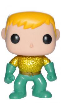 Dc Comics POP!  Aquaman
