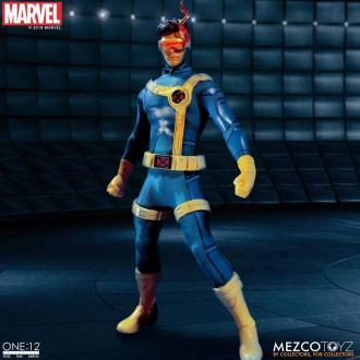 Marvel Universe Light-Up Action Figure 1/12 Cyclops 16 cm