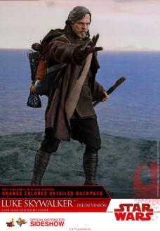 Star Wars Episode VIII Action Figure 1/6 Luke Skywalker Deluxe Version 29 cm