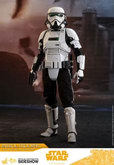 Star Wars Solo Movie Masterpiece Action Figure 1/6 Patrol Trooper 30 cm