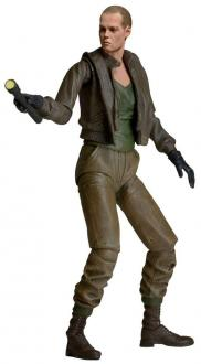 Alien 3 Action Figure Ripley (Bald Prisoner) 18 cm