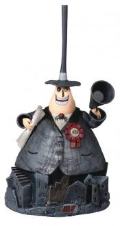 Nightmare before Christmas Bust The Mayor 15 cm