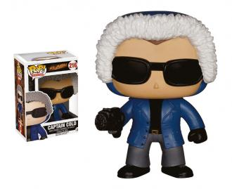 The Flash POP! Television Vinyl Figure Captain Cold 9cm