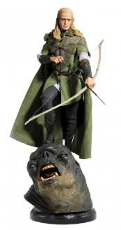 Lord of the Rings Action Figure Legolas 28 cm Luxury