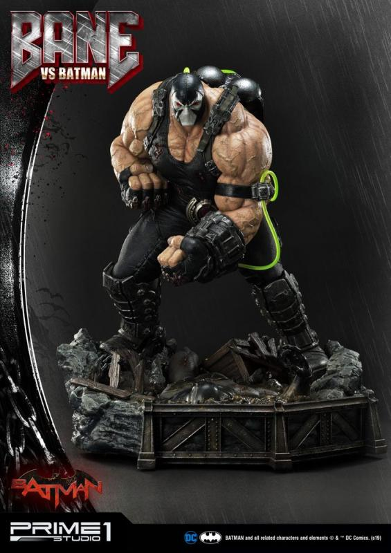 DC Comics:  Bane VS Batman - Statue 1/3 - Prime 1 Studio