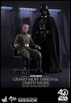 Star Wars Episode IV figure 2-Pack 1/6 Vader & Tarkin