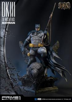 Dark Knight III The Master Race Statue 1/3 Batman Deluxe Ver. 102 cm