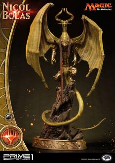 Magic The Gathering Premium Masterline Statue Nicol Bolas 71 cm