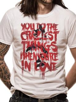DC Comics T-Shirt Craziest Things