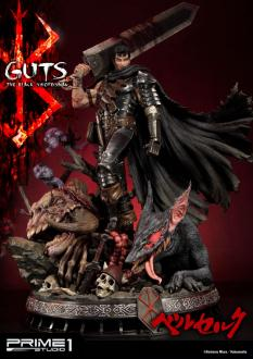 Berserk Statue Guts The Black Swordsman 90 cm