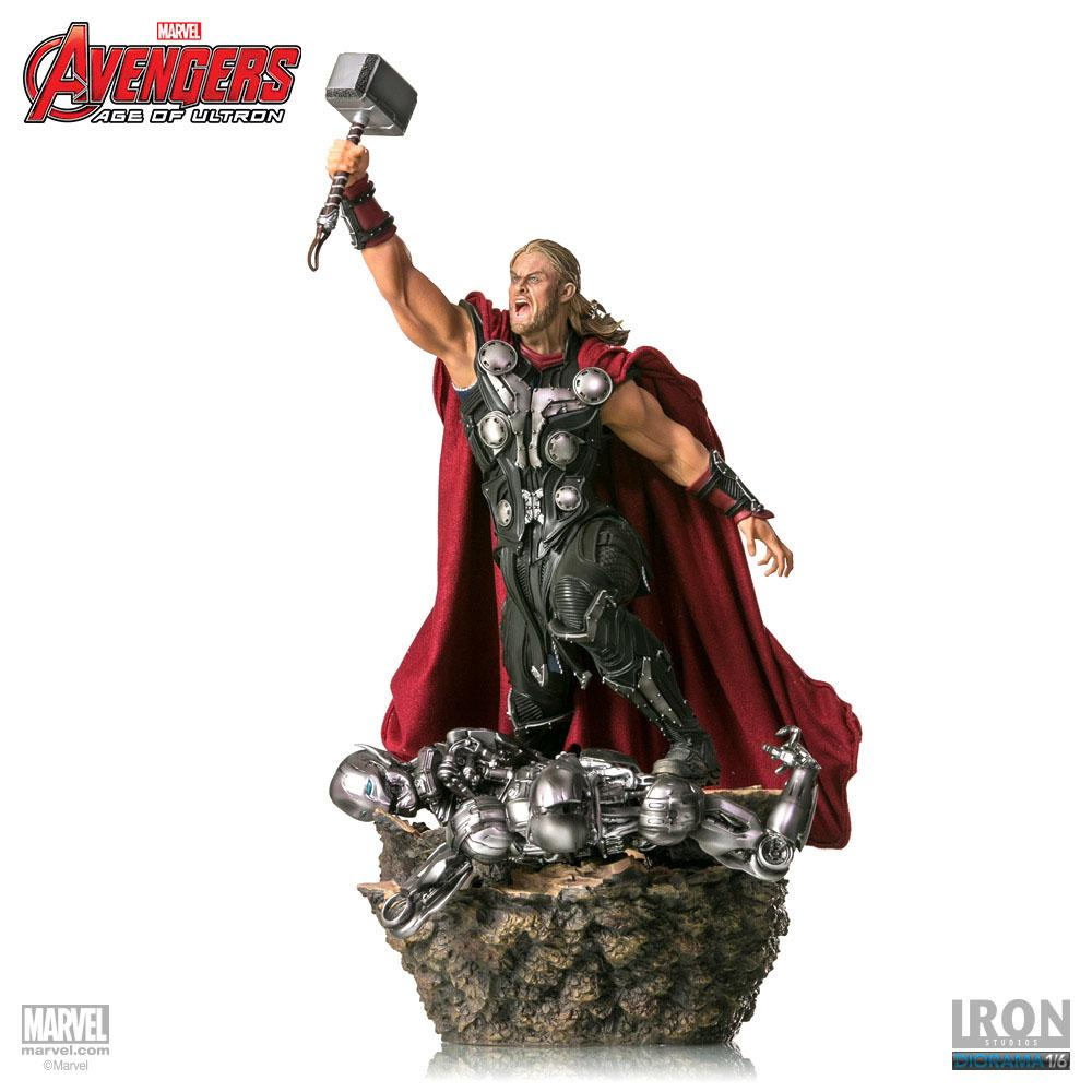 Avengers Age of Ultron Statue 1/6 Thor 47 cm