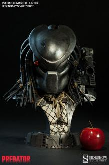 Predator - Masked Hunter legendary scale bust 1:2