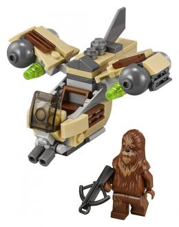 LEGO® Star Wars™ Microfighters Rebels Wookiee™ Gunship
