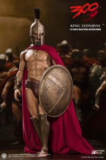 300 Action Figure 1/6 King Leonidas 30 cm