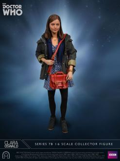 Doctor Who - Clara Oswald Series 7B 30cm
