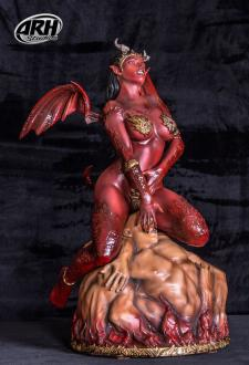 ARH Studios Statue 1/4 Galliah The Seducer of Souls Regular Ver. 46 cm
