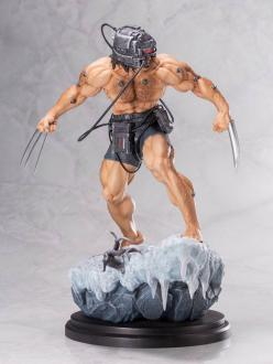 Marvel Comics Fine Art Statue 1/6 Weapon X 33 cm