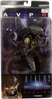 Alien vs Predator Requiem Action Figures Series 1: Predalien Hybrid