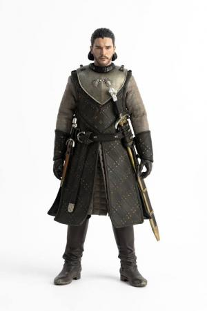 Game of Thrones Action Figure 1/6 Jon Snow (Season 8) 29 cm