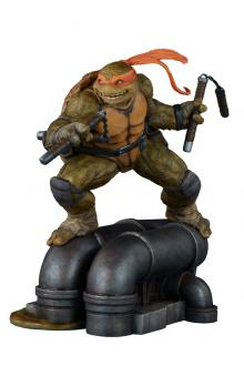 Teenage Mutant Ninja Turtles Statue Michelangelo 30 cm