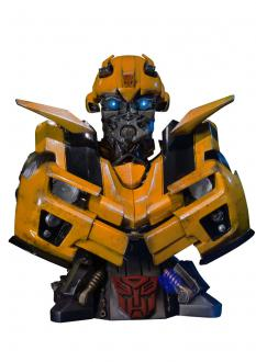 Transformers 2 Revenge of the Fallen Bust Bumblebee
