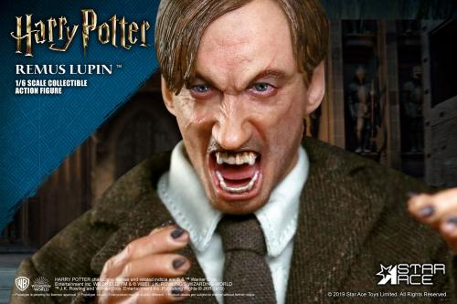 Harry Potter: Remus Lupin 1/6 Action Figure Deluxe Ver. - Star Ace Toys