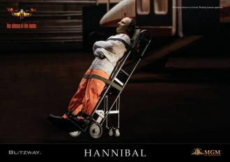 The Silence of the Lambs Action Figure 1/6 Hannibal Lecter Straitjacket Ver. 30 cm