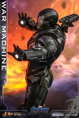 Avengers: Endgame Movie Masterpiece Series Diecast Action Figure 1/6 War Machine 32 cm