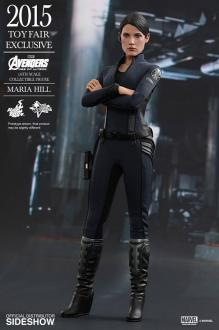 Avengers AoU 1/6 Maria Hill Toy Fair Exclusive 2015