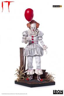 Stephen King's It 2017 Deluxe Art Scale Statue 1/10 Pennywise 25 cm