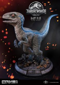 Jurassic World Fallen Kingdom: Baby Blue - Statue  1/1 69 cm - Prime 1 Studio