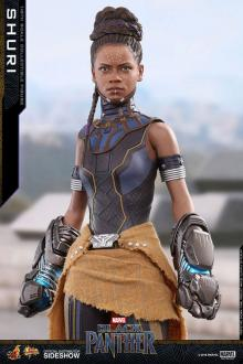 Black Panther Movie Masterpiece Action Figure 1/6 Shuri 29 cm