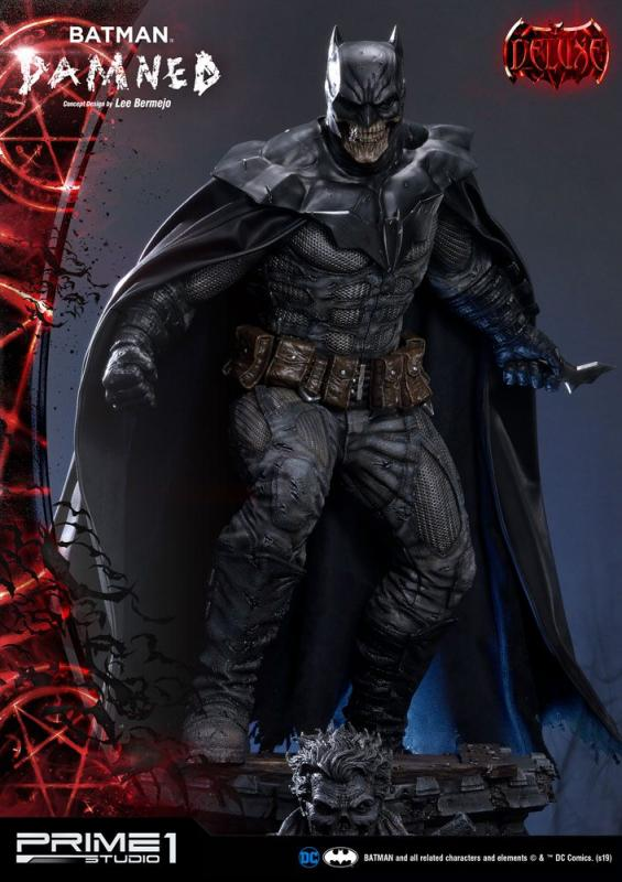 DC Comics Statue Batman Damned by Lee Bermejo Deluxe Ver. 76 cm