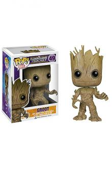 Guardians of the Galaxy POP! Vinyl Figure Groot 10 cm