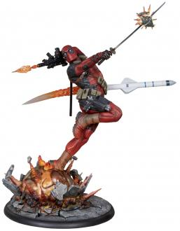 Marvel Comics Premium Format Figure Deadpool 61 cm