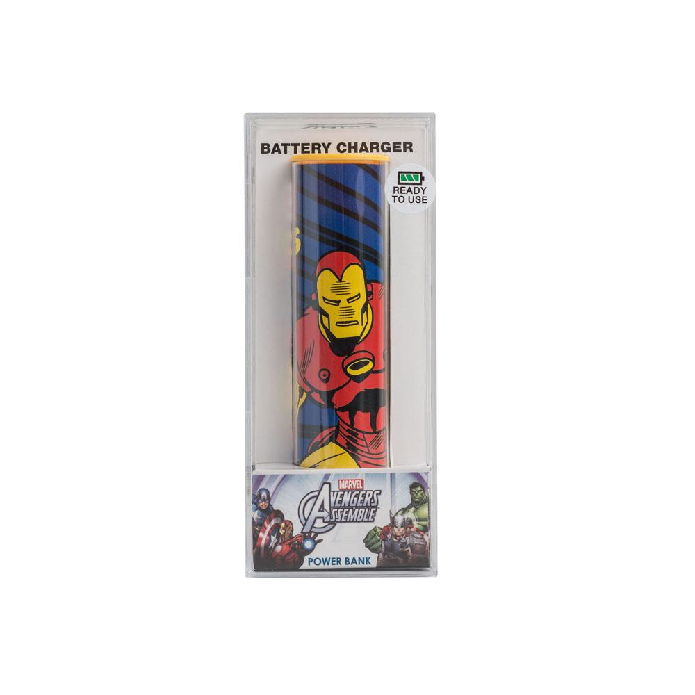 Marvel Comics Power Bank Iron Man