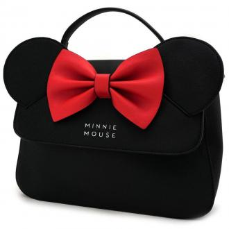 Disney by Loungefly Crossbody Minnie (Ears & Bow)
