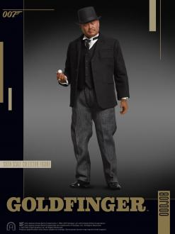 James Bond Goldfinger - Oddjob 30 cm