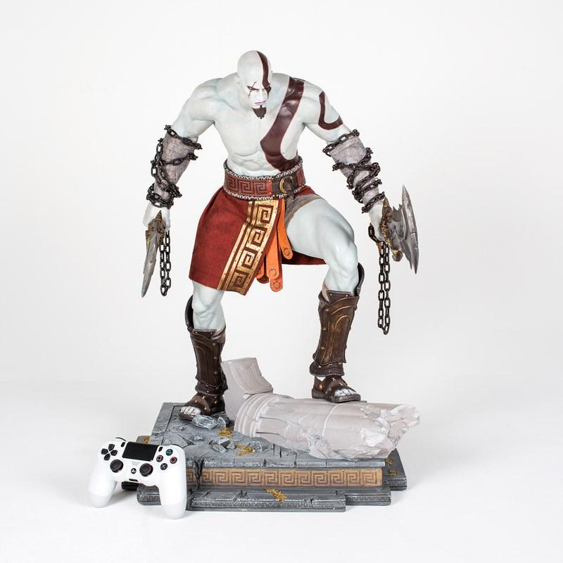 God of War: Kratos - Premium Statue - EFX