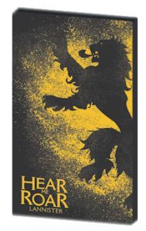 Game of Thrones Power Bank 4000 mAh Lannister