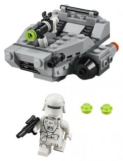 LEGO® Star Wars™ Episode VII First Order Snowspeeder