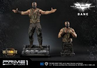 The Dark Knight Rises: Bane Ultimate Edition Set - Statues 1/3 - Prime 1 Studio