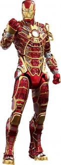 Iron Man 3 MMS Diecast Action Figure 1/6 Iron Man Mark XLI Bones