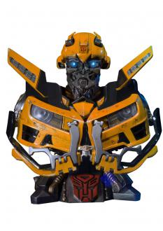 Transformers 3 Dark of the Moon Bust Bumblebee 16 cm
